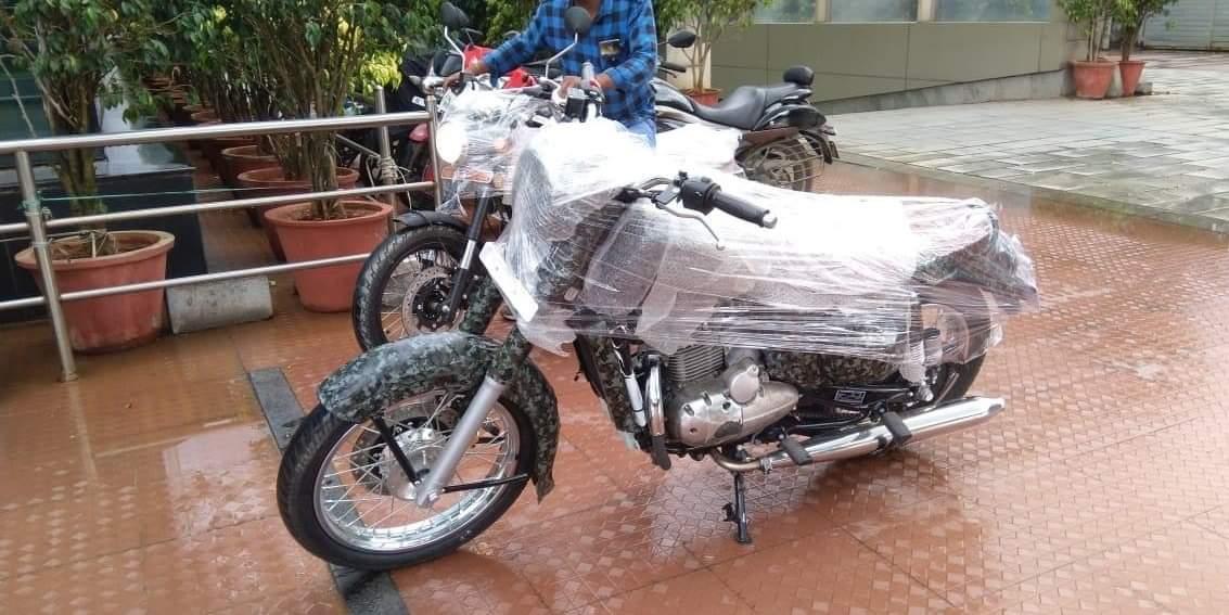 Jawa Adventure Motorcycle Will Take On The Royal Enfield Himalayan