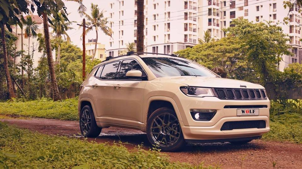 jeep compass wolf