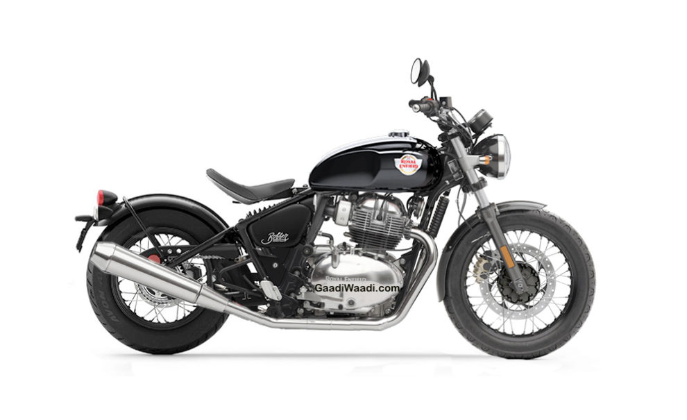 royal enfiled bobber 650