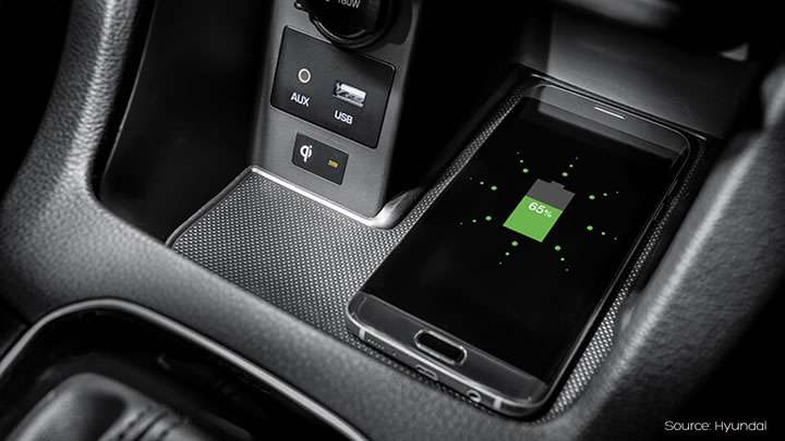 wireless charging xcent
