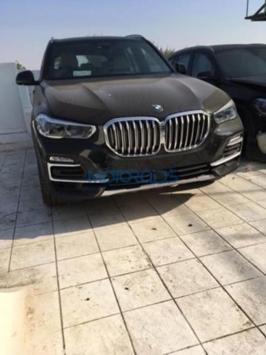 2019-BMW-X5-spotted-in-India-1