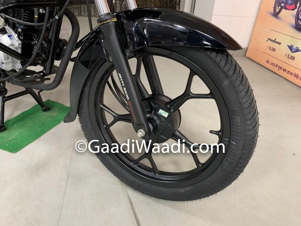 all-new bajaj platina 110 launched in india