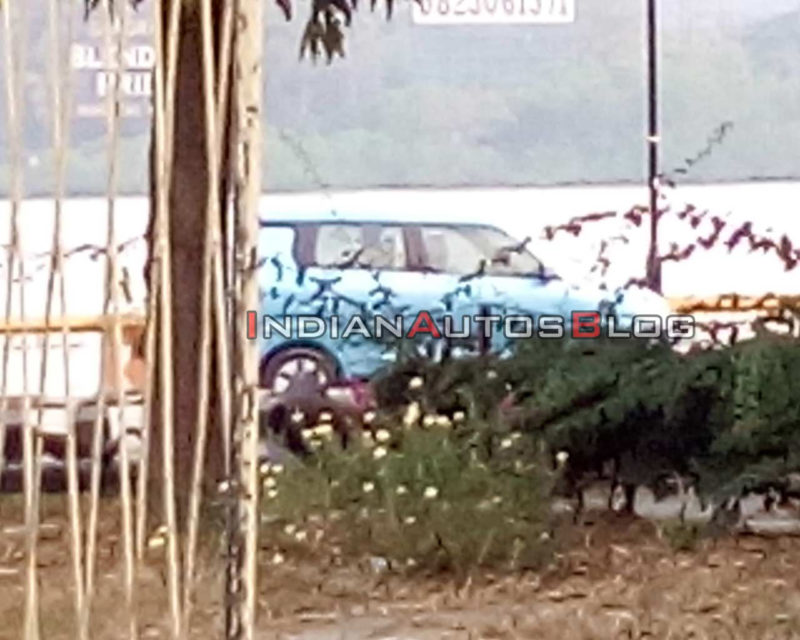 2019 maruti wagon r spy image goa side profile