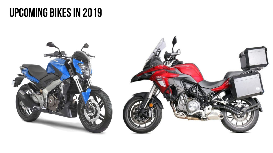 2019 motorcycles in india