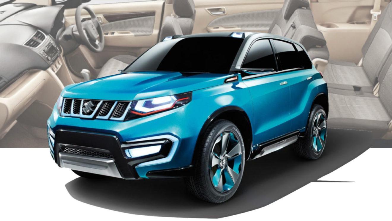 7-Seater Maruti Suzuki SUV (New-Gen Vitara Based) Launch ...