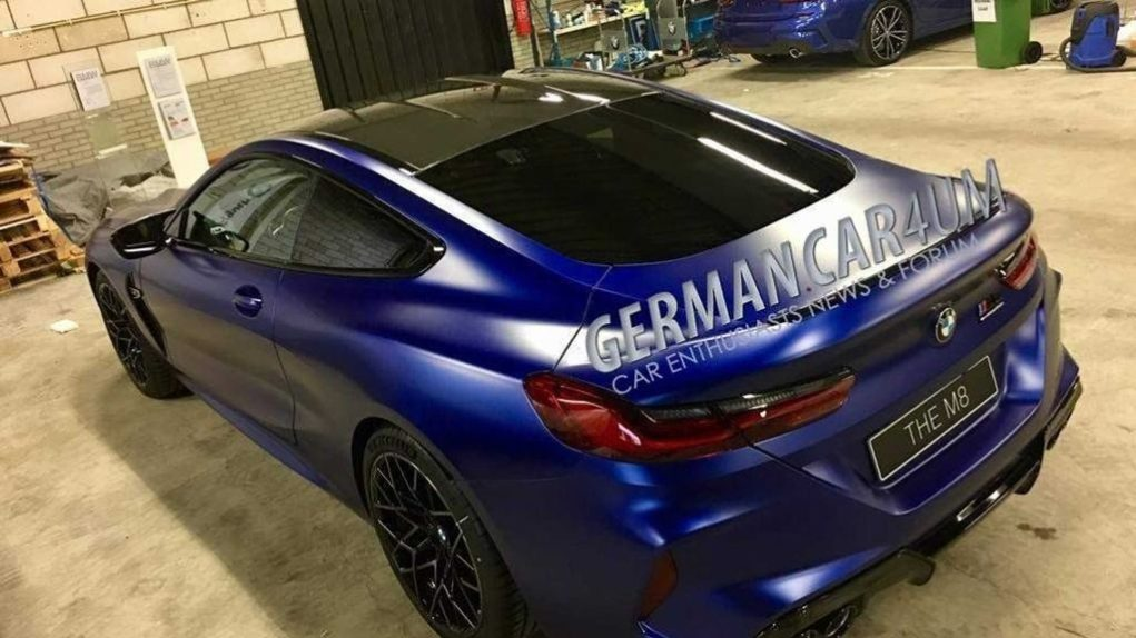 BMW-M8-Competition-Spied-Undisguised-2