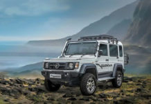 Force Gurkha Xtreme Launched India 5