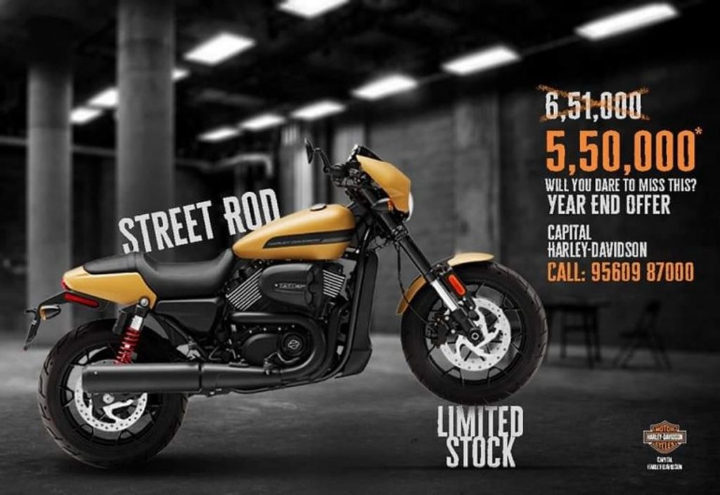 Upto 1 lakh discount on harley davidson street 750 series - Harley street 750 images ...