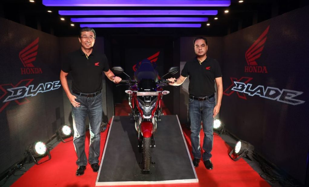 Honda-X-Blade-ABS-launched-in-In
