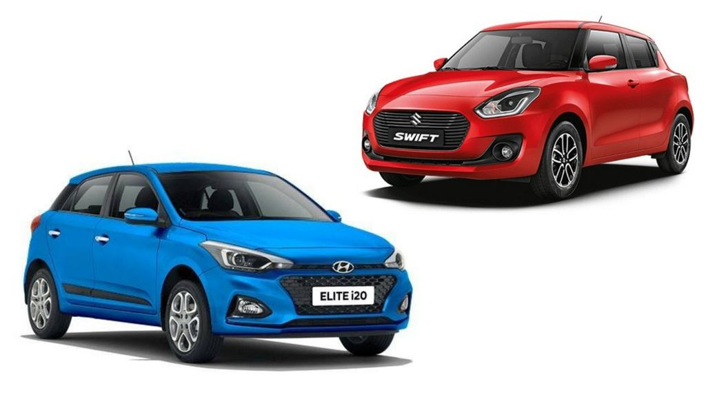 Hyundai-Elite-i20-and-Maruti-Suzuki-Swift-top-selling-models