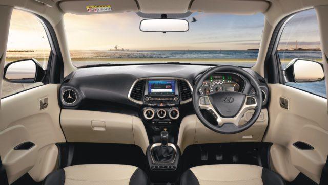 Hyundai Santro Interior X