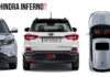 Mahindra S201 Likely To Be Named Inferno; Official Announcement Soon