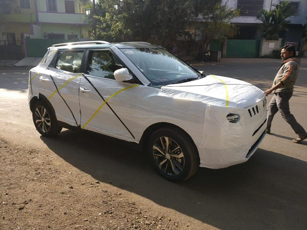Mahindra S201 Official Name