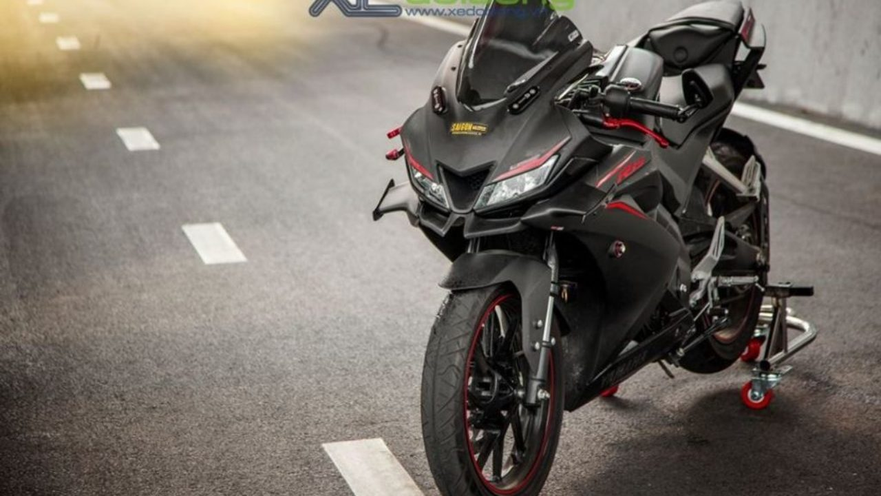 This Customised Yamaha YZF-R15 V3 Looks Absolute Crazy