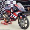 TVS Racing Group B GP 165R Jagan Kumar