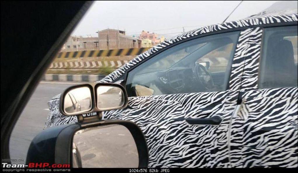 Tata-45X-hatchback-interior-spied