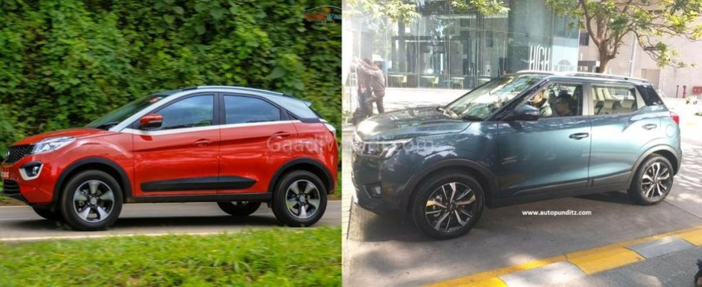Tata-Nexon-vs-Mahindra-XUV-300-comparison-2