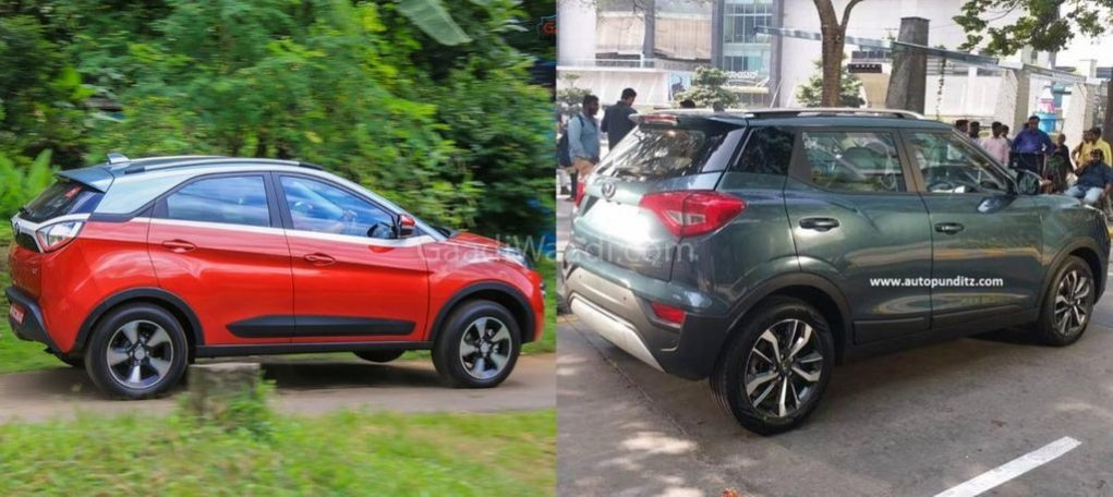 Tata-Nexon-vs-Mahindra-XUV-300-comparison-4