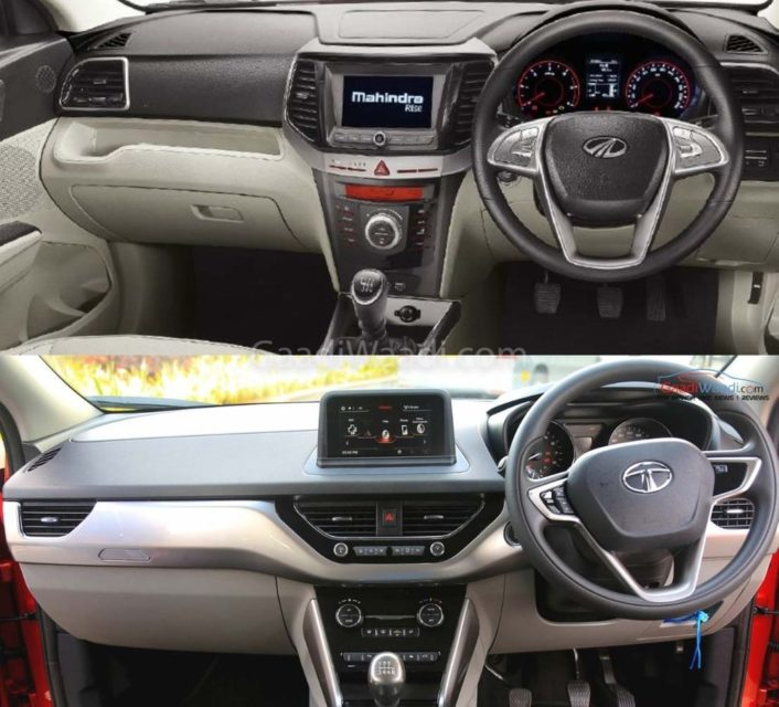 Tata-Nexon-vs-Mahindra-XUV-300-comparison-5
