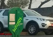 Tata Q501 SUV Spotted Testing Again In India 2