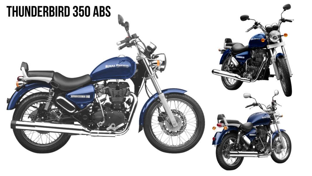 ThunderBird 350 ABS