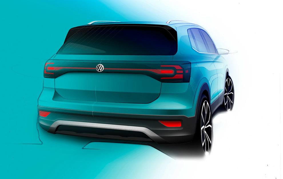 VW T-cross india