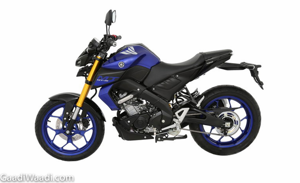 Mt 15 Photo: Yamaha MT-15 Very Close To Its Launch In The Indian Market