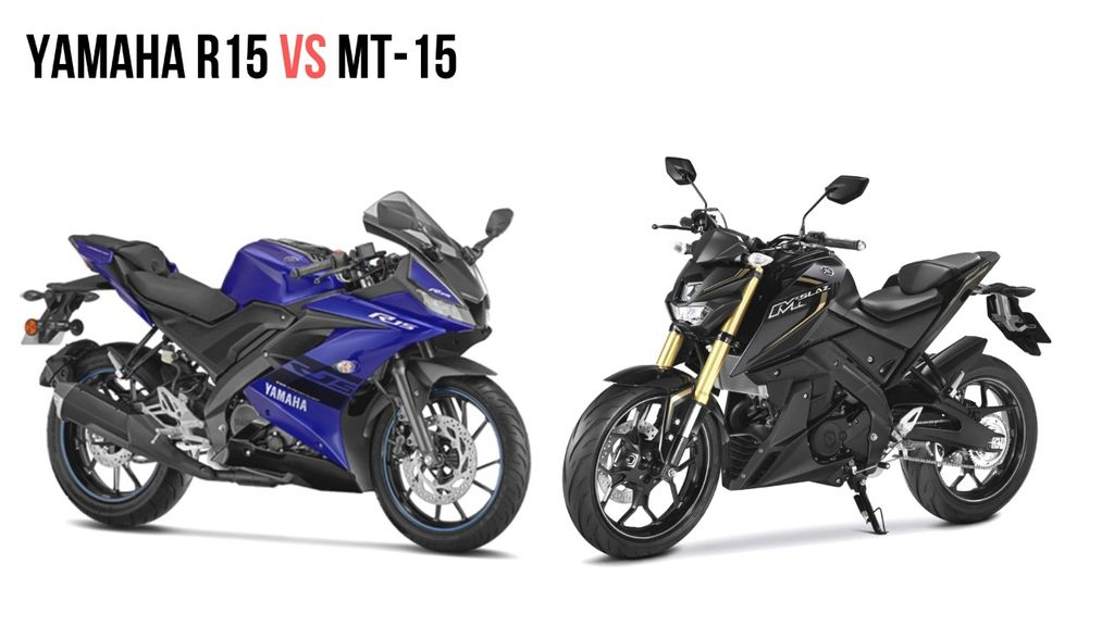 Yamaha MT 15 Facebook: Difference Between Yamaha R15 And Upcoming MT-15 Naked In