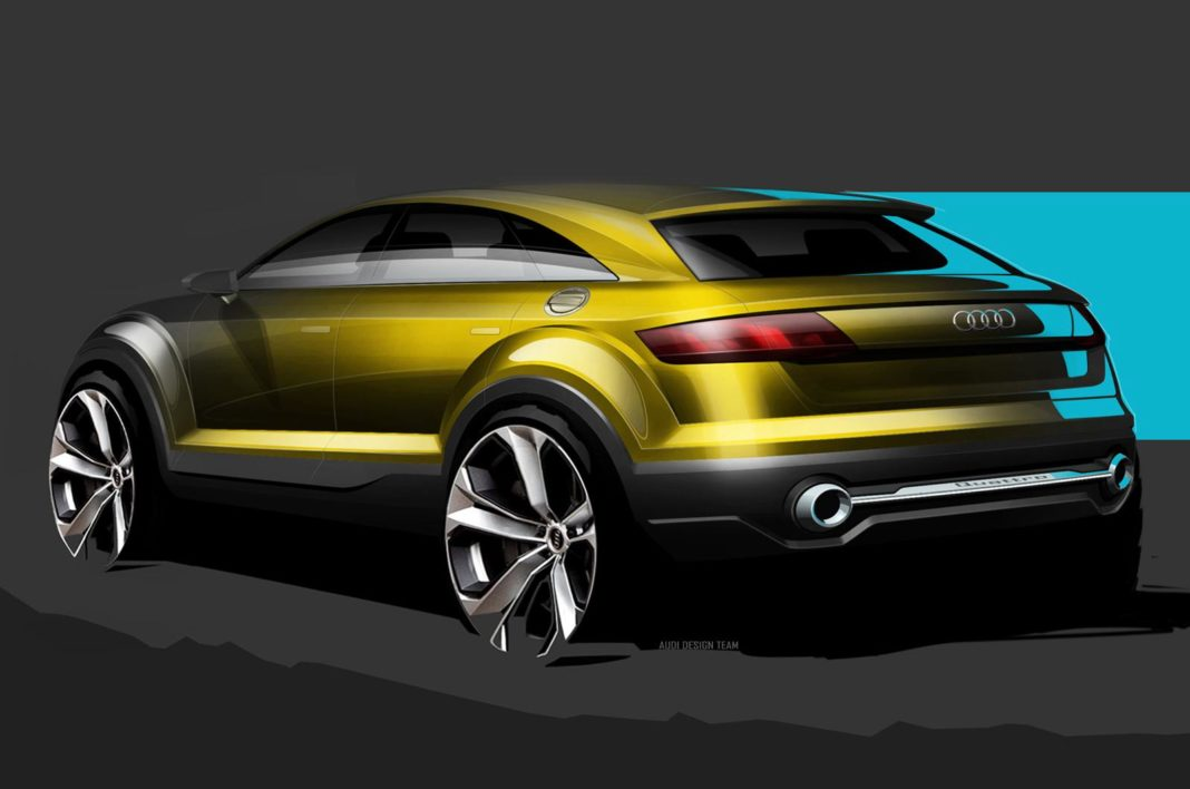 Audi Q4 Coupe Suv Launching Next Year To Rival Bmw X4
