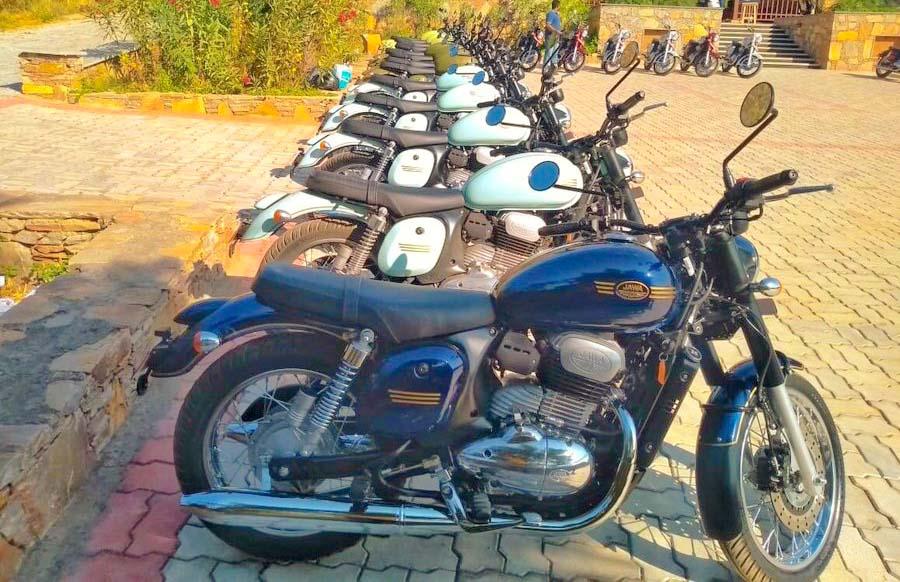 jawa bikes ride review india-2