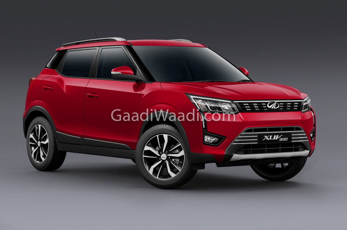 Mahindra Xuv300 India Launch Date Price Specs Features Mileage