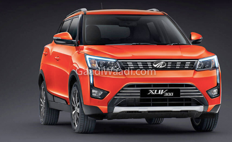 Top 10 Features Of The Upcoming Mahindra Xuv300