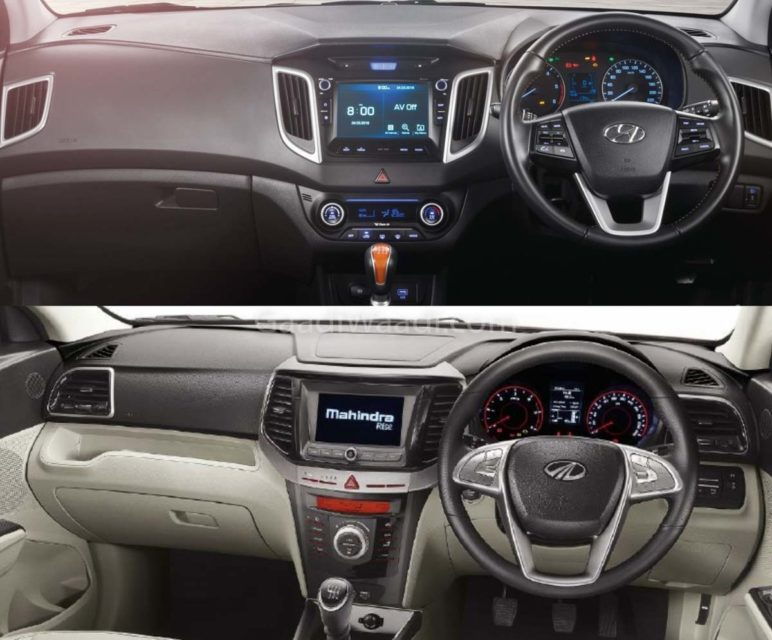 mahindra xuv300 vs hyundai creta design compariosn-22