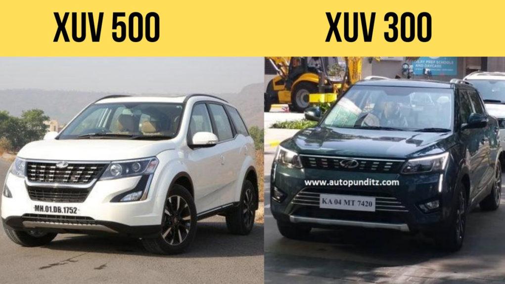 mahindra xuv300 vs xuv500 comparison-20