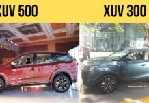 mahindra xuv300 vs xuv500 comparison-22