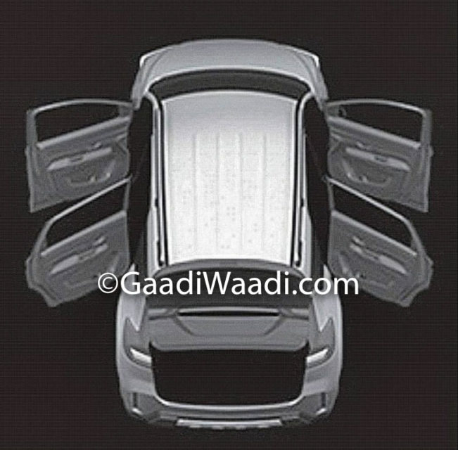 maruti suzuki ertiga cross patented