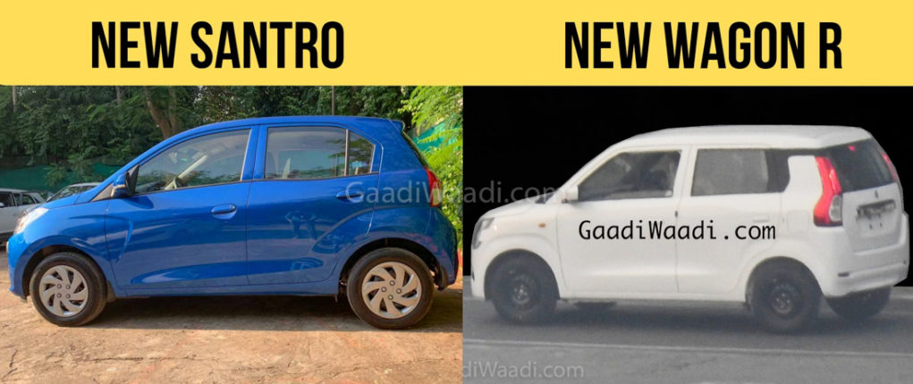 new hyundai santro vs new maruti wagon r-2