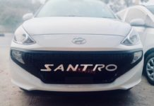 new-santro-front-grill