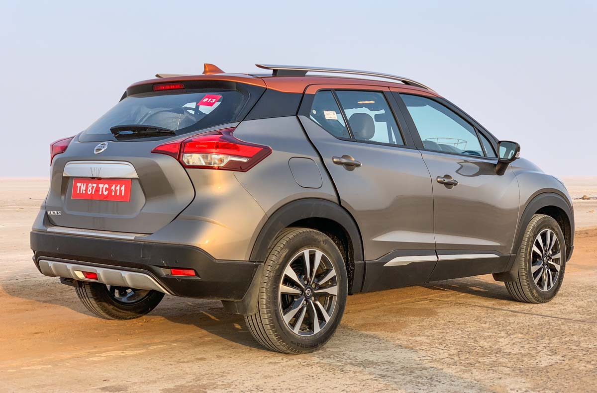 Nissan Kicks Crosses 1,000 Booking Mark