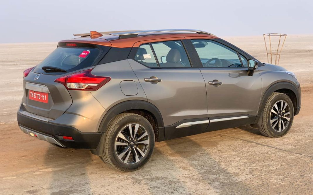 Nissan Kicks SUV Launched In India At Rs. 9.55 Lakh, Can ...