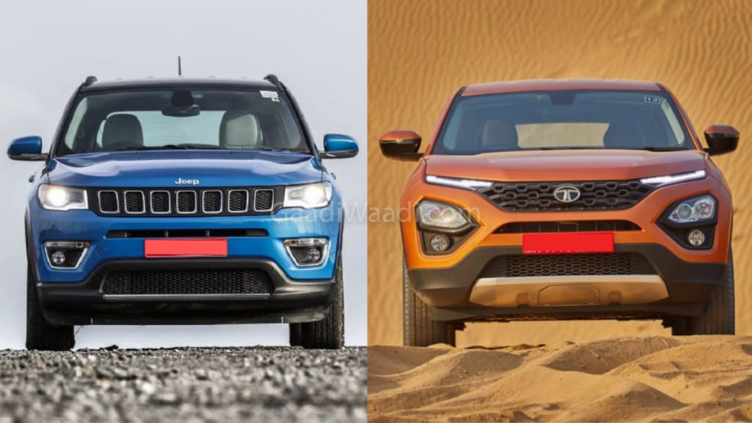 tata harrier vs jeep compass comparison-21