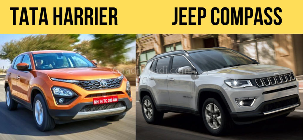 tata harrier vs jeep compass comparison-23