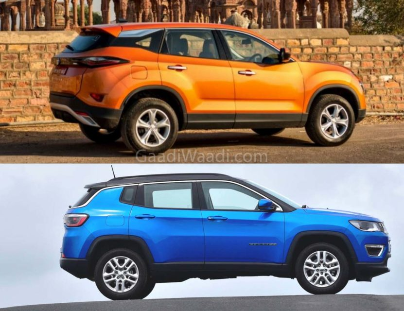 tata harrier vs jeep compass comparison-24