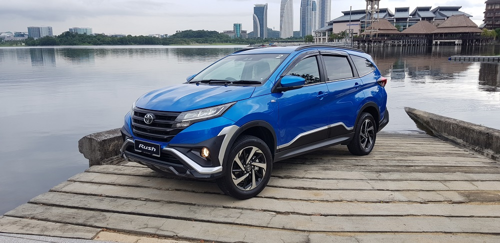 Toyota Rush Gets New Features In Malaysia India Launch Likely In 2020