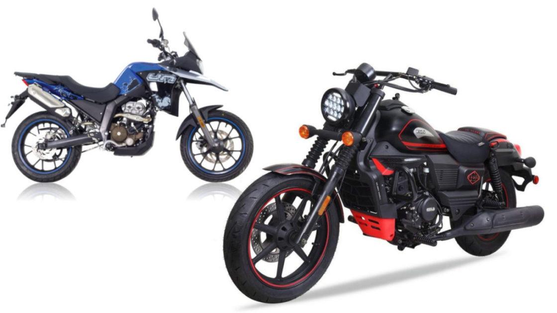 Um Motorcycles Price List
