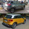 vitara brezza vs xuv300 design comparison-1