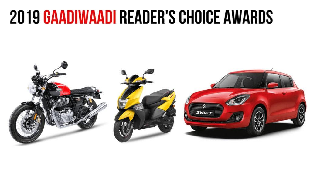 2019 GaadiWaadi Readers Choice Awards-2