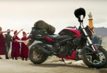 2019 bajaj dominar 400 teased