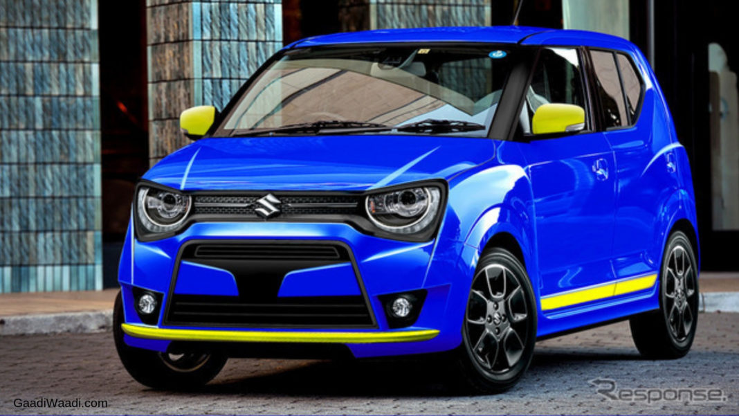 Next-Generation Maruti Alto Likely To Be Offered In 1 0L