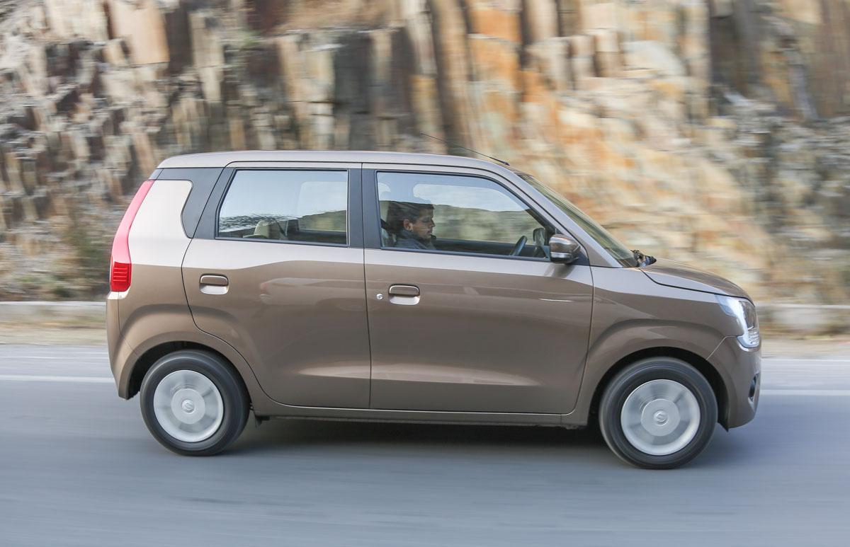 2019 Maruti Suzuki Wagon R Review Galloping On New Charisma